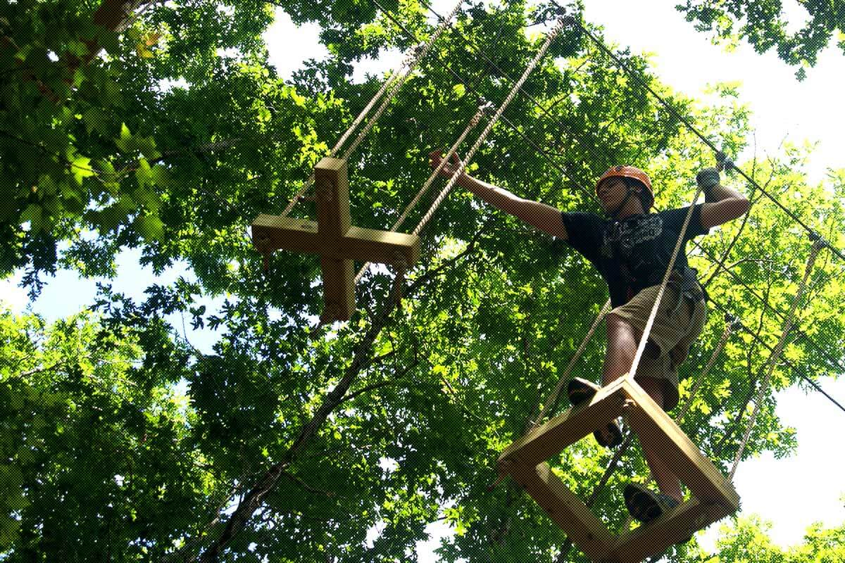 adventuresmith zip line and adventure park partnerships and managed sites
